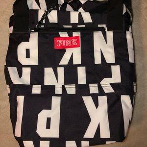 VS Pink Duffle Bag
